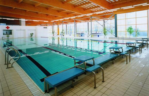 Plavecký bazén Mariánské Lázně